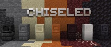 Chiseled! Minecraft Texture Pack