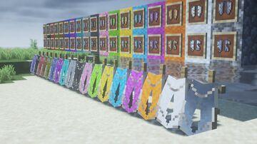 Gorgeous Vanilla - Gorgeous Elytra V2.0 [1.9-1.17+] Minecraft Texture Pack