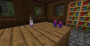 LGBT+  Candles! Minecraft Texture Pack