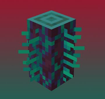 Warped Palm Trees Minecraft Texture Pack