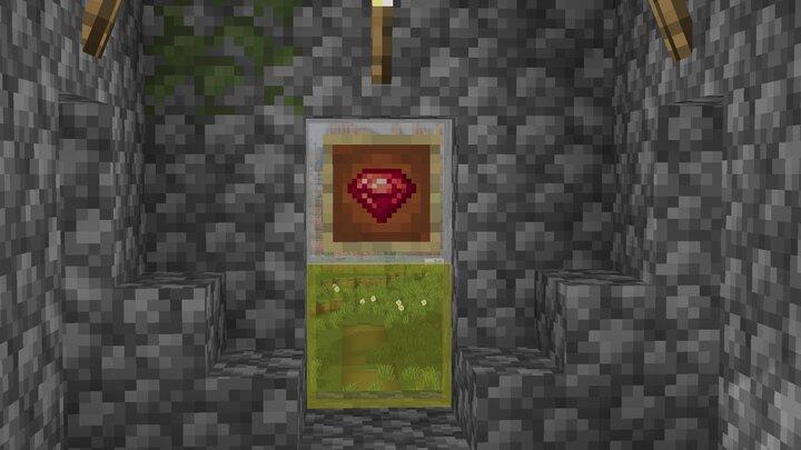Ruby item retextured