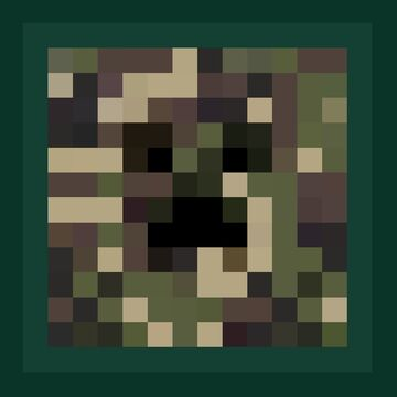 Military Creepers Minecraft Texture Pack