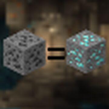 Swap ores Minecraft Texture Pack