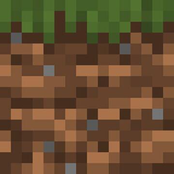 Grass Block: Trimmed Minecraft Texture Pack