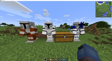 Star Wars Texture Pack Minecraft Texture Pack