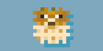 Puffier Pufferfishes Minecraft Texture Pack