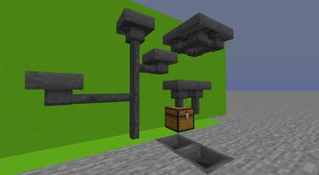 Hopper Pipes Minecraft Texture Pack