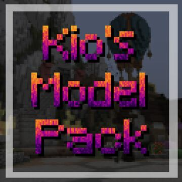 Kio's Hypixel Skyblock Model Pack-1.8.9 Minecraft Texture Pack