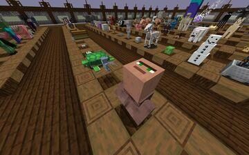 PhoenixO9's Cursed Villagers Minecraft Texture Pack