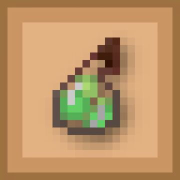 1.8 Realistic Exp Bottles Minecraft Texture Pack