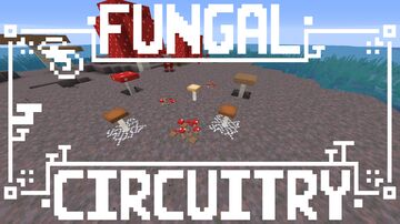 Fungal Circuitry Minecraft Texture Pack