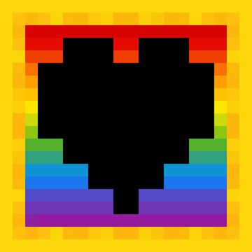 Pride Experience Bars 🏳️🌈 Minecraft Texture Pack