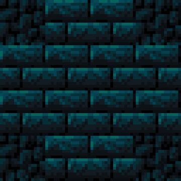 Sculk Rock Minecraft Texture Pack