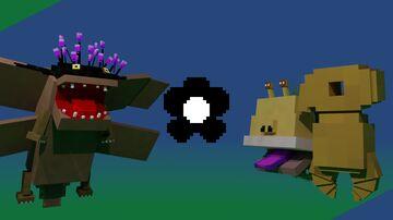 Pik Pluck Pikmin Pack - V2.0 Minecraft Texture Pack