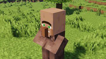 Element Animation Villagers Minecraft Texture Pack