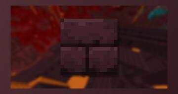 Better Nether Bricks - Door Minecraft Texture Pack
