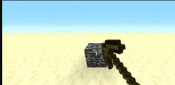 Breaking Bedrock Minecraft Texture Pack