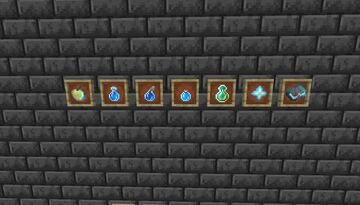 Blue Visual Enchanted Minecraft Texture Pack