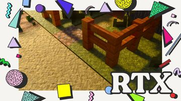 Faithful RTX DEMO (BEDROCK RTX) Minecraft Texture Pack