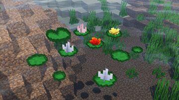 lilypad+ Minecraft Texture Pack