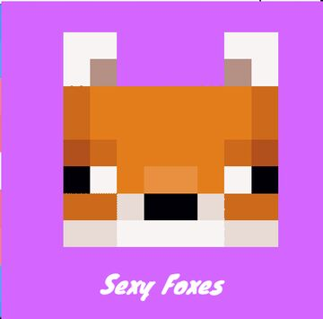 Sexy foxes Minecraft Texture Pack
