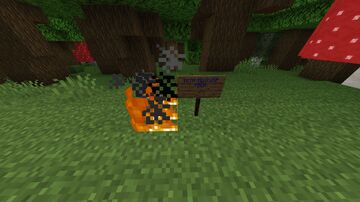 Low fire Minecraft Texture Pack