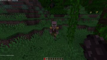 Uncrossed Villager Arms (Jappa) Minecraft Texture Pack