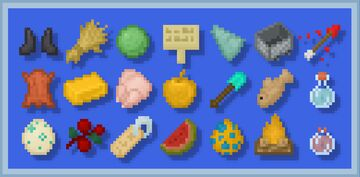 l̷ ̷o̷ ̷w̷ ̷k̷ ̷e̷ ̷y̷  - bedrock Minecraft Texture Pack