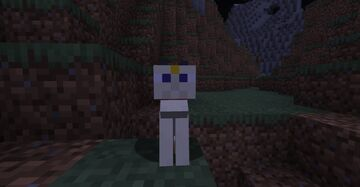 Meowth over cat! Minecraft Texture Pack