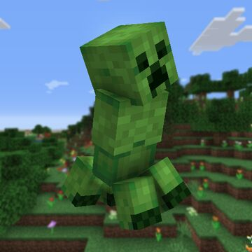 Better Quark Creeper Minecraft Texture Pack