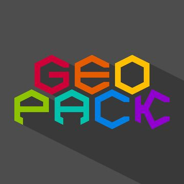 Geopack - The Very Geometrical Pack Minecraft Texture Pack