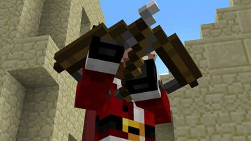 Sideway Bow (Like-Crossbow) Minecraft Texture Pack