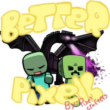 Better Pixels v0.3 Minecraft Texture Pack