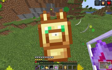 Llama Totem Minecraft Texture Pack
