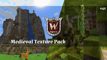 Winthor Medieval MC 1.18 v6.8 Minecraft Texture Pack