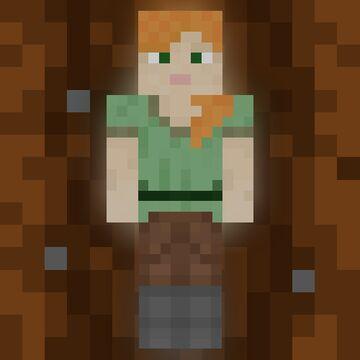 Skin Crops [alex edition] Minecraft Texture Pack