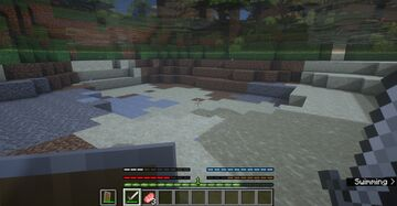 GUI (Hearts and bars) to bars! Minecraft Texture Pack