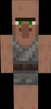 Villagers with arms Minecraft Texture Pack