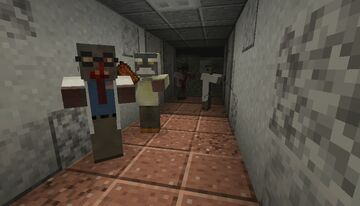 Zombie Sci-Fi Minecraft Texture Pack