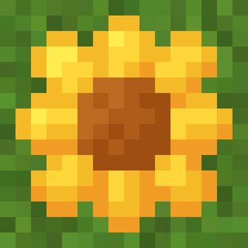 Pretty Sunflowers (1.16x) Minecraft Texture Pack