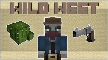 WildWest Minecraft Texture Pack