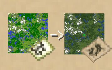 Better Maps (32x) Minecraft Texture Pack