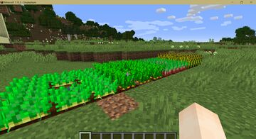 Old Crops! Minecraft Texture Pack