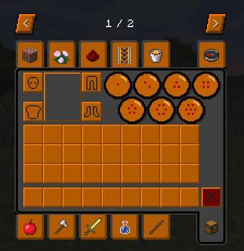 Dragon Block C Minecraft GUI Overhaul Minecraft Texture Pack