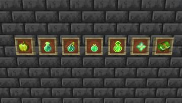 Green Visual Enchanted Minecraft Texture Pack