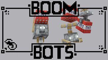 Shrimpsnail's Boombots - optifine Minecraft Texture Pack