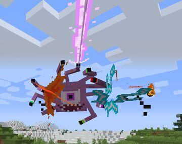 Beholder Minecraft Texture Pack