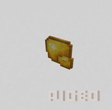 raw gold alt. texture Minecraft Texture Pack