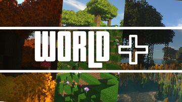 World Plus Minecraft Texture Pack
