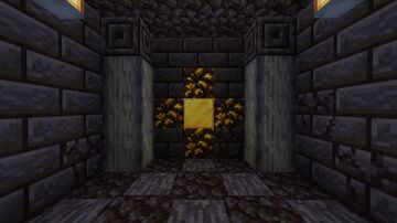 Stone Styled Blackstone! Minecraft Texture Pack